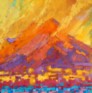 Brighter Vesuvius by Paul Martin, Martin Studios